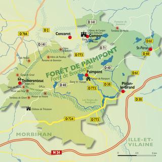 Bretonische Geheimnisse Zusatzmaterial