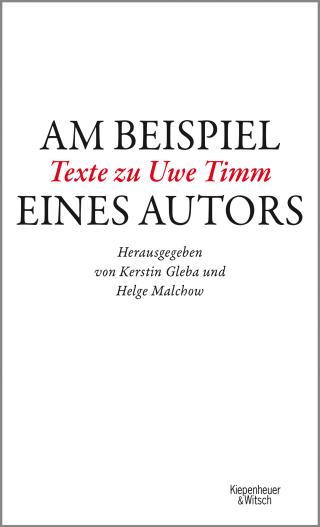 Am Beispiel eines Autors