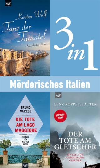 Mörderisches Italien (3in1-Bundle)