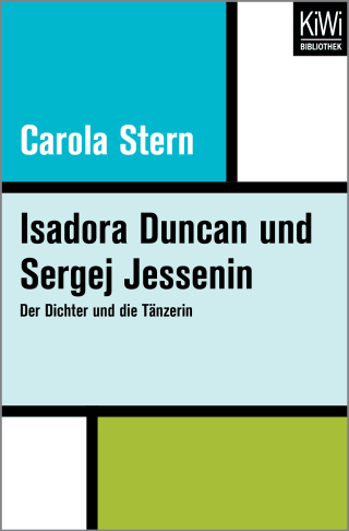Isadora Duncan und Sergej Jessenin