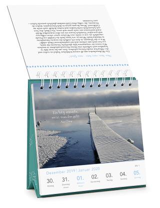 Glücksmomente - Wochen-Kalender 2020 Zusatzmaterial