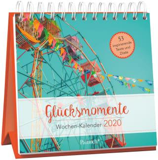 Glücksmomente - Wochen-Kalender 2020