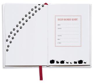 Blacky: Machen ist wie wollen, nur krasser - Taschenkalender 2020 Zusatzmaterial