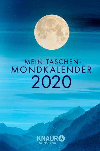 Mein Taschen-Mondkalender 2020
