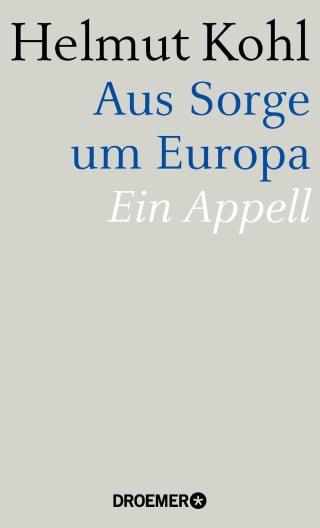 Aus Sorge um Europa