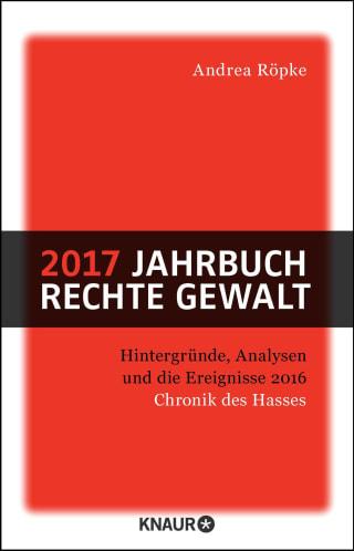2017 Jahrbuch rechte Gewalt