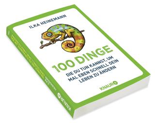 100 Dinge, die du tun kannst, um mal eben schnell dein Leben zu ändern Zusatzmaterial