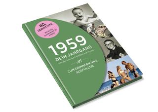 1959 - Dein Jahrgang Zusatzmaterial