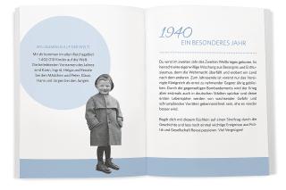 1940 - Ein ganz besonderer Jahrgang - Zum 80. Geburtstag Zusatzmaterial