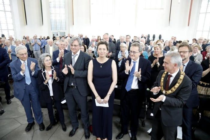 Eva Menasse erhält Ludwig-Börne-Preis