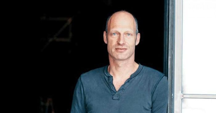 Porträt des Autors Joachim Meyerhoff