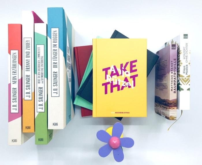 Unsere Bücher des Jahres Besonderes