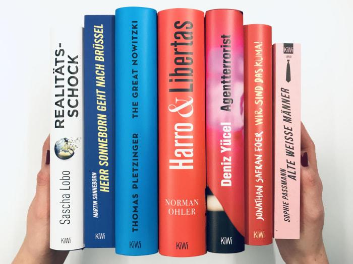 Unsere Bücher des Jahres Sachbuch