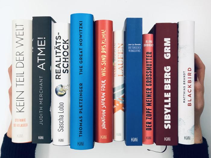 Unsere Bücher des Jahres Verlosung