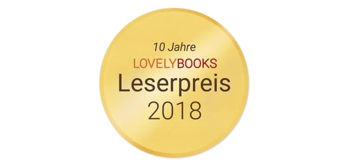 Lovelybooks Leserpreis 2018 | Droemer Knaur