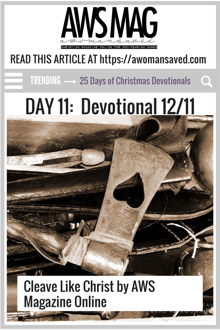 25 Days of Devotionals | AWS Christian Magazine Online