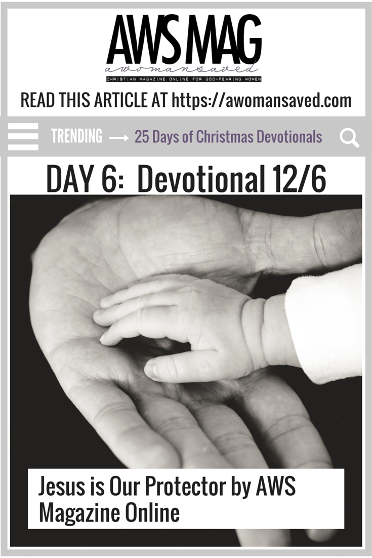 25 Days of Christmas Devotionals Day 6