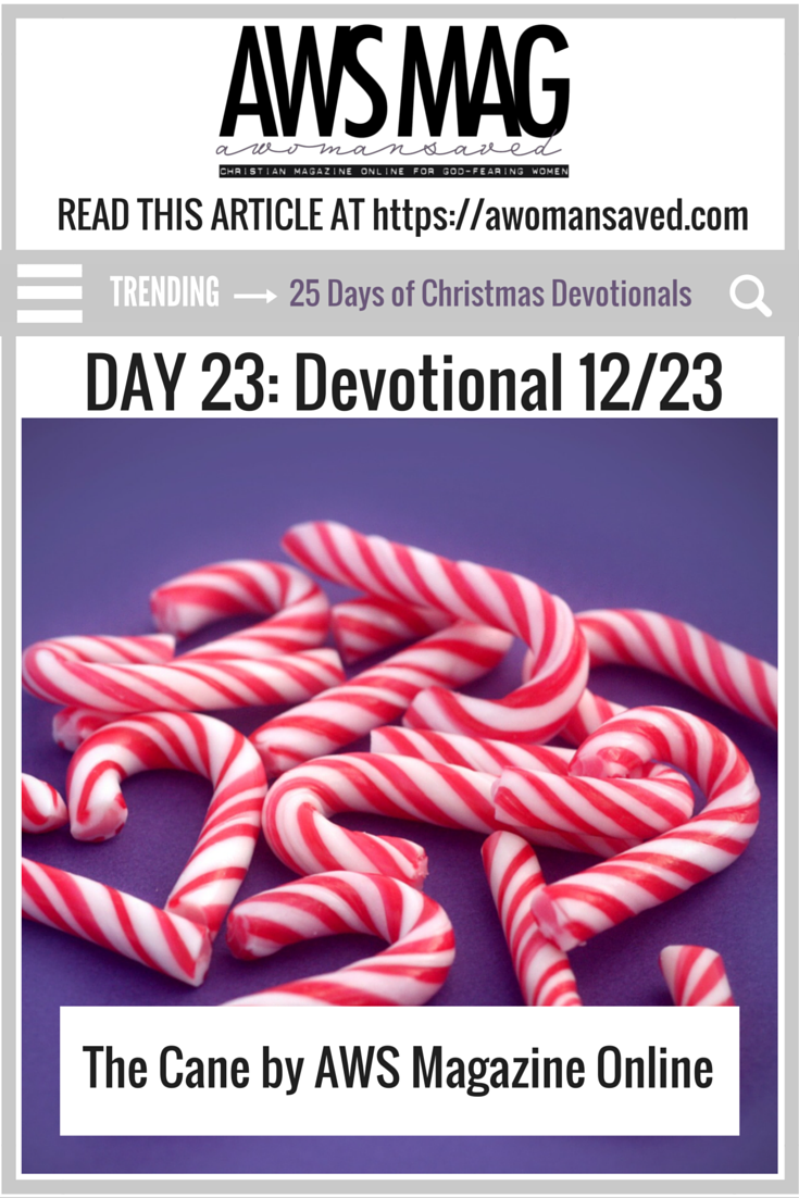 25 Days of Christmas Devotionals Day 23