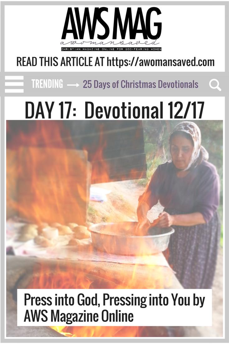 Christian Online Magazine Devotionals