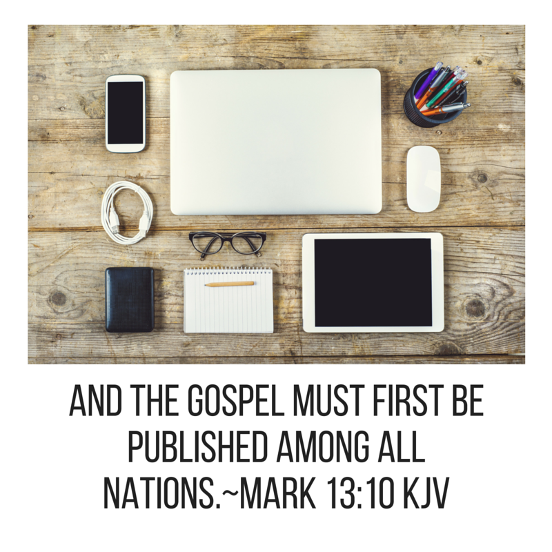 AWS MAG | Publish the Gospel