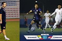Myanmar coach says more after winning...