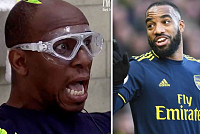 What I'm a Celebrity star Ian Wright...