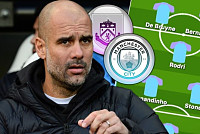 Man City team news: Predicted XI to...