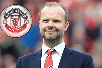 Man Utd chief Ed Woodward discusses...
