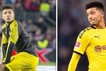 Jadon Sancho makes Liverpool and Man...