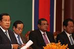 Samdech Techo Hun Sen: Cambodia has...