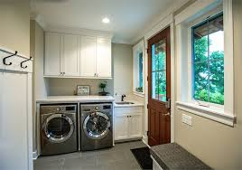the kitchen, the laundry is a highly functioning