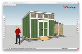 a 3D modeling software application