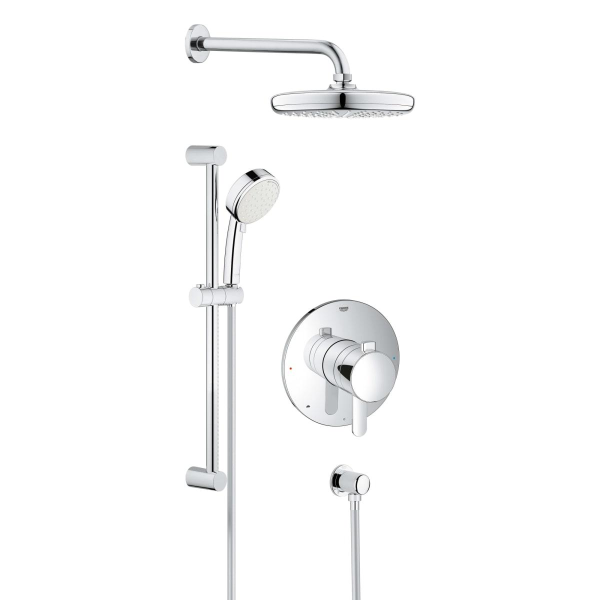 hansgrohe shower 35051001