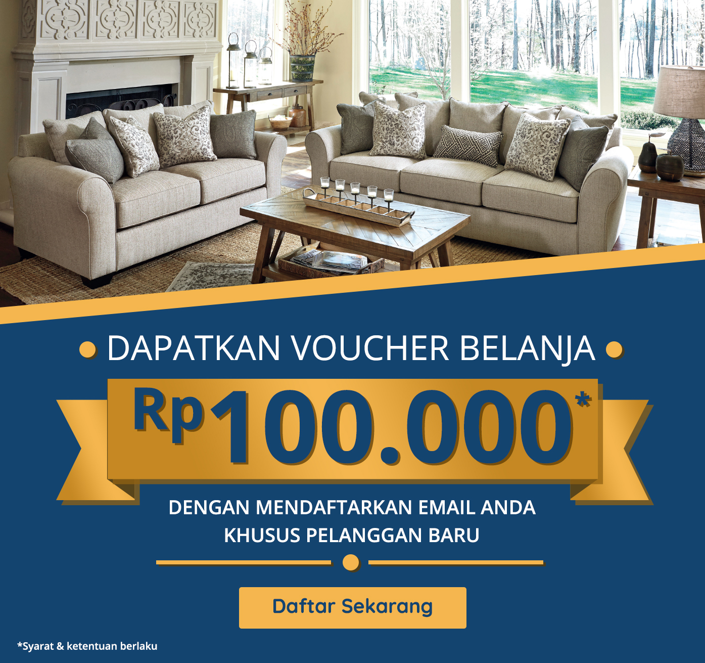 Informa official store toko furniture online no 1 di indonesia