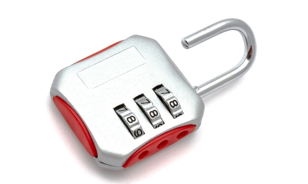 Advantage of combination locks