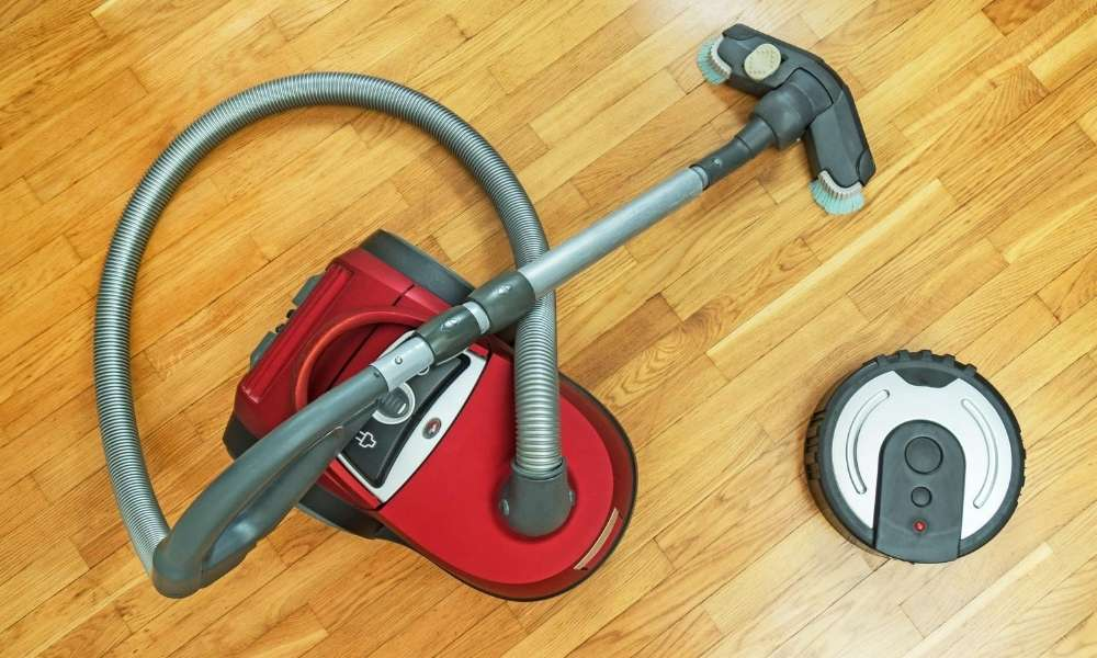 Vacuums & Floor Care Appliances