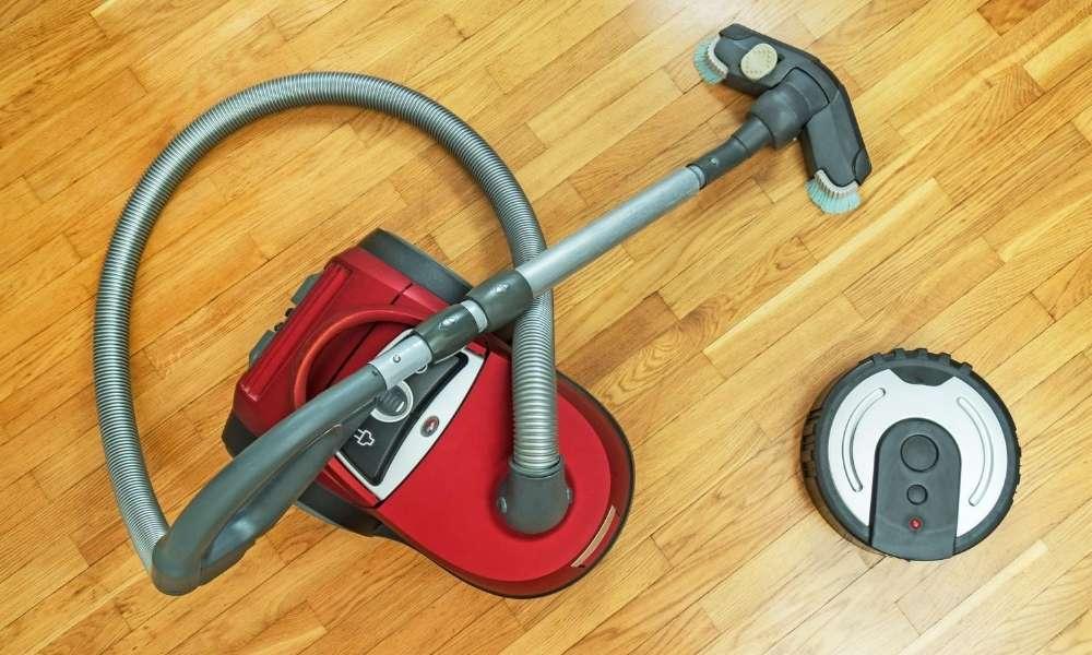 Vacuums & Floor Care Appliances