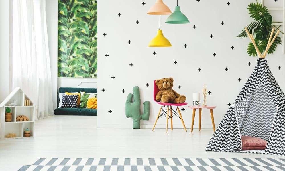 kids room décor accessories