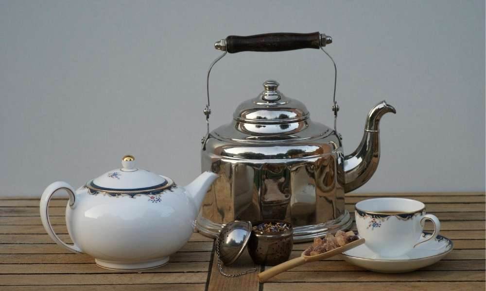 Best tea kettle with infuser