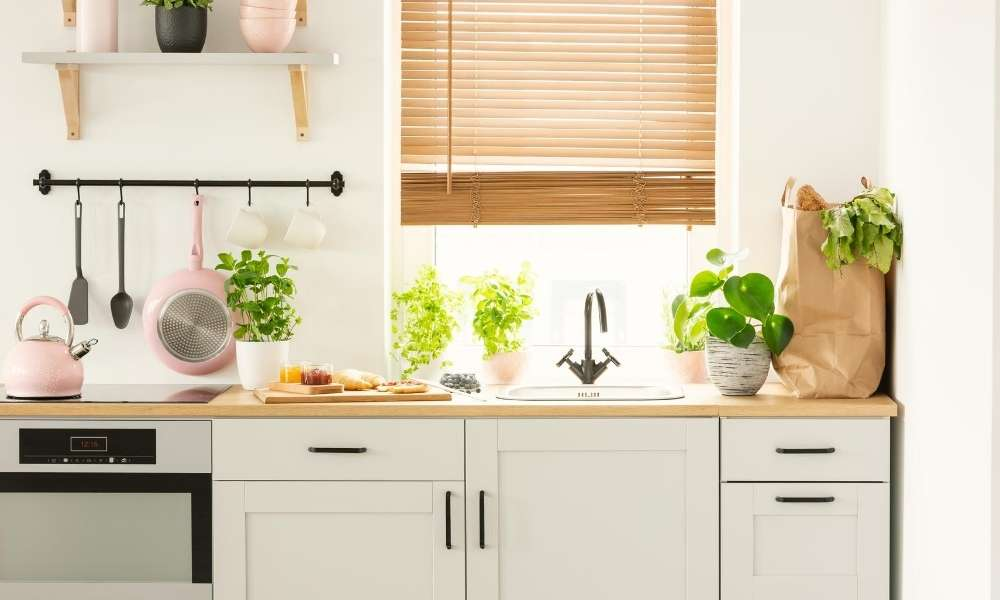 essential kitchen cabinet and drawer