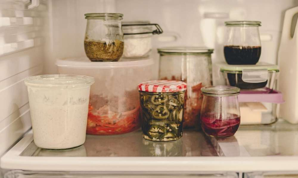 food storage organizer