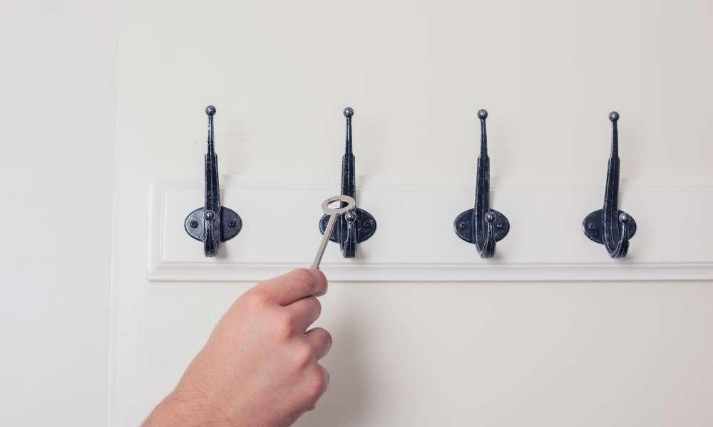 home storage hooks