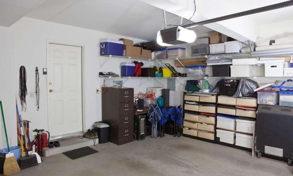 Garage Storage Organizers