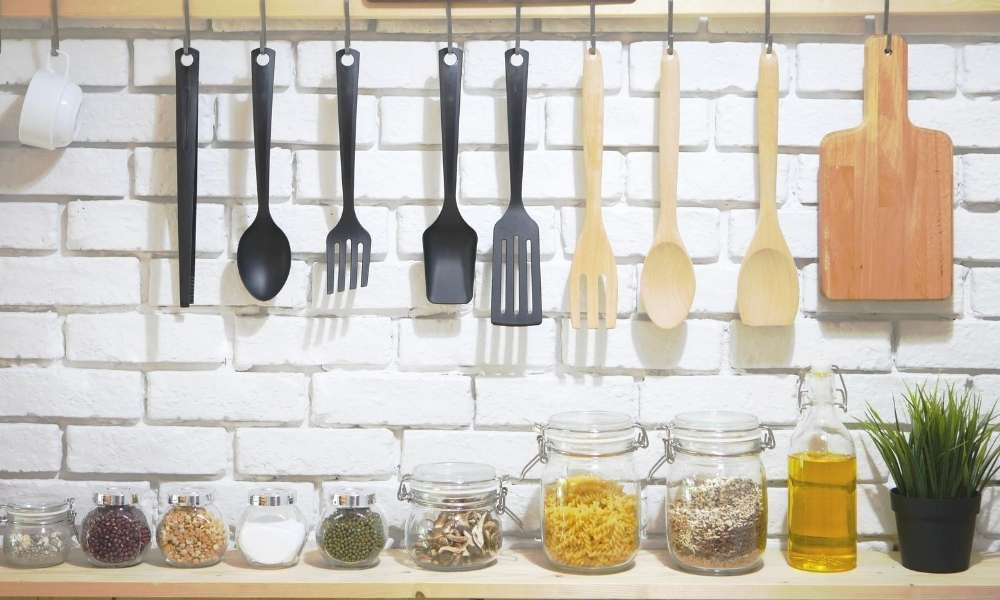 Countertop And Wall Organizer For Your Kitchen