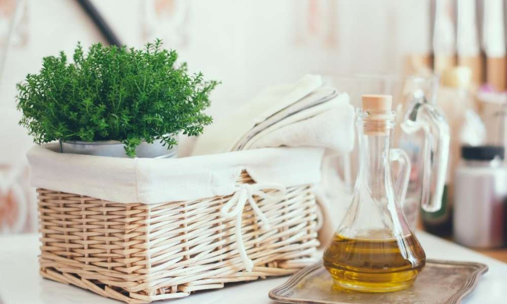 kitchen table linens