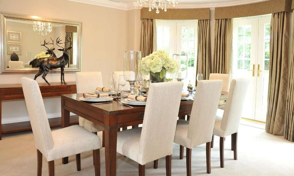 upgrade dining room