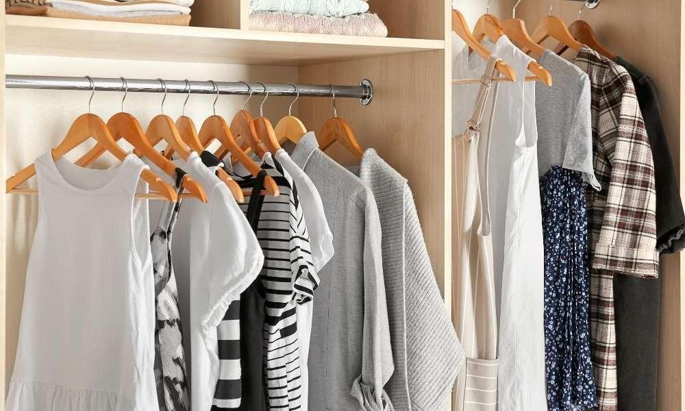 cloths organizing
