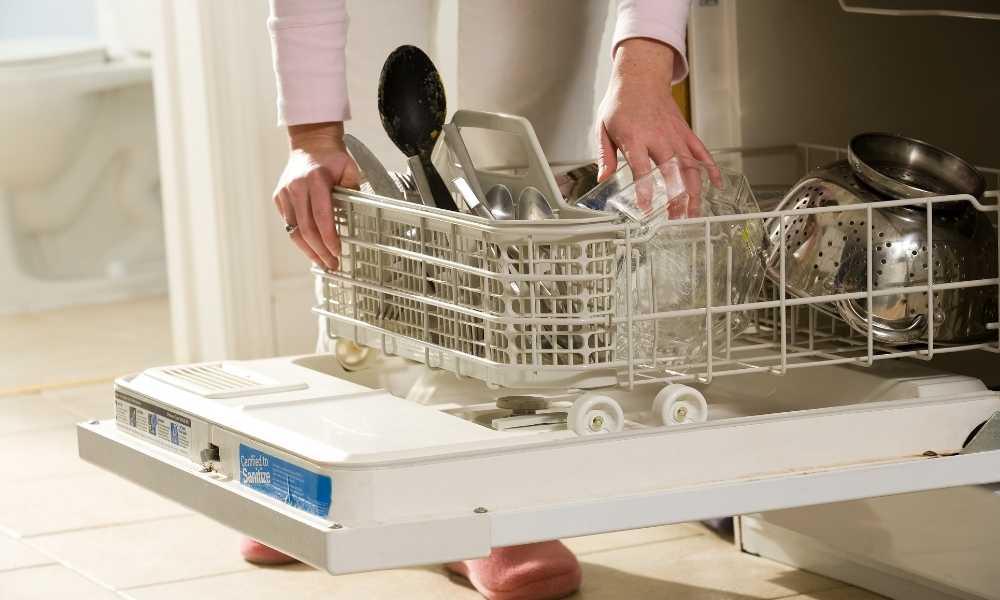 Dishwasher Racking Options