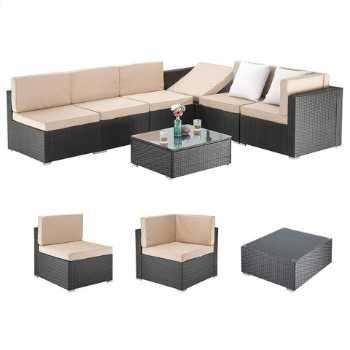 cheap outdoor sectional sofa