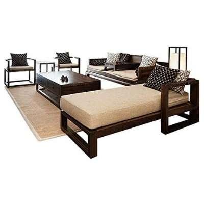 wood living room set under 500